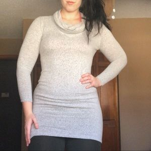 NWOT Charlotte Russe Cowl Neck Dress